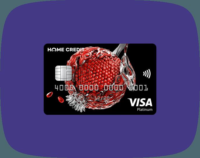 """дебетовая карта """"космос"""" с кэшбэком от home credit bank"""