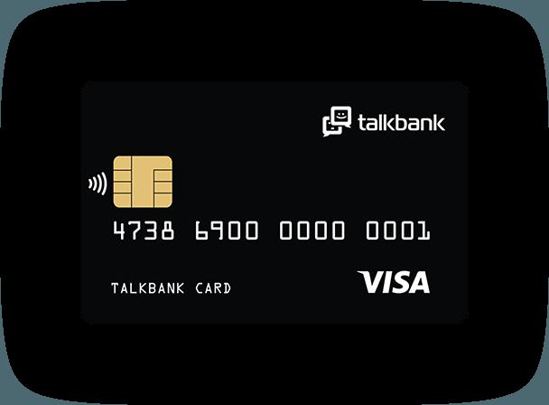 карта с кэшбэком 5% на покупки - Tankbank Black