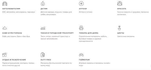 """кэшбэк-категории по карте росбанка """"можновсё"""""""